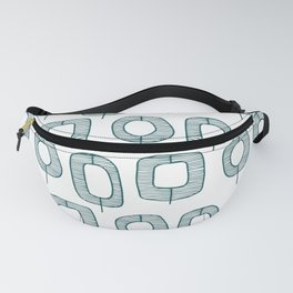 Mid-Century Trees | Groove Hedge Fanny Pack