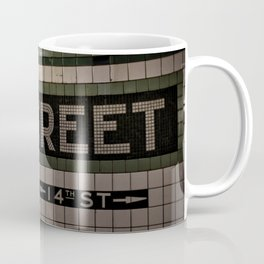 14th Street Station Coffee Mug