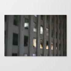 Sun Beyond Canvas Print