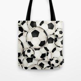 Dirty Balls - footballs Tote Bag