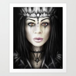 Keeper of Dreams Art Print