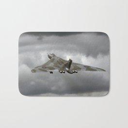 Vulcan to the sky Bath Mat