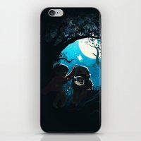 gravity falls iPhone & iPod Skins featuring Gravity by Larelley