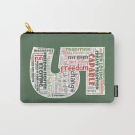 Life Path 5 (color background) Carry-All Pouch
