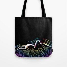 Vibrant Thing Tote Bag