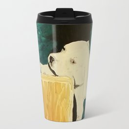 sleepy puppy Travel Mug