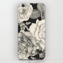 NATURE IN SEPIA iPhone Skin