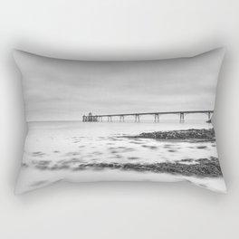 1046259 Clevedon Pier Rectangular Pillow