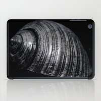 seashell iPad Cases featuring Seashell by Anne Seltmann