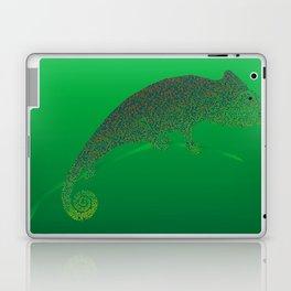 Colorful language of chameleons Laptop & iPad Skin