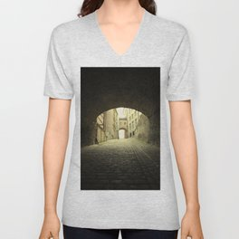 Old Luxembourg Unisex V-Neck