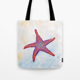 Hoopless: Washed Up Star Tote Bag