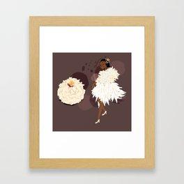 Le Merveilleux Framed Art Print