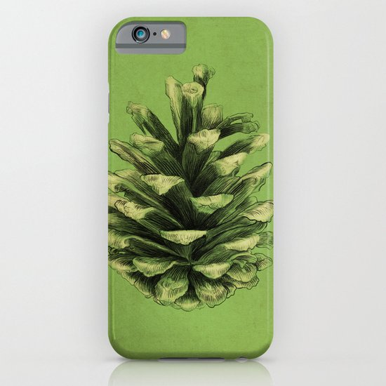 Pine Cone iPhone & iPod Case