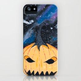 Halloween Night iPhone Case