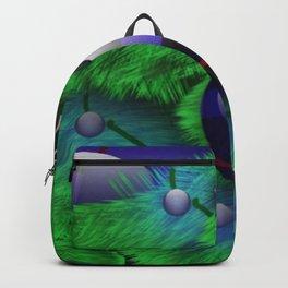 Plaid Christmas Backpack
