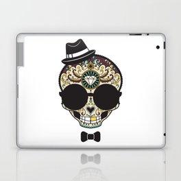 Blind Sugar Skull Laptop & iPad Skin
