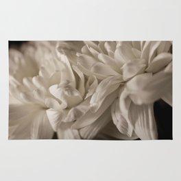 Delicate White Rug