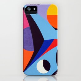 Shark - Paint iPhone Case
