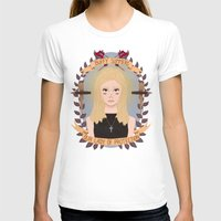 heymonster T-shirts featuring Buffy Summers by heymonster