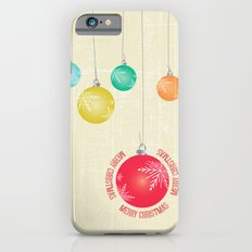 Christmas decorations iPhone 6s Slim Case