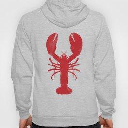 Watercolor Lobster Hoody