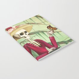 Jane Austen La Catrina Notebook