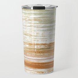 Vanilla watercolor Travel Mug