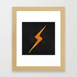Ms. M Framed Art Print