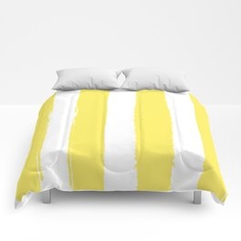 Hamptons Collection (Canary Yellow & White) Comforters