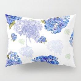 Hydrangea Nosegays Pillow Sham
