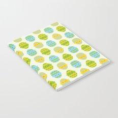 Kawaii Easter Eggs Notebook