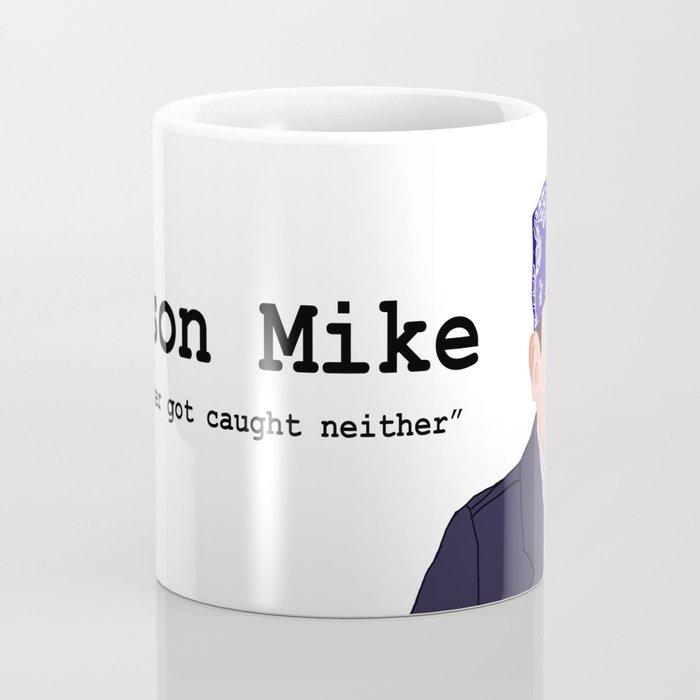 office coffee mugs. Prison Mike, The Office Coffee Mug Mugs
