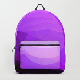 Purple Mountains Backpack