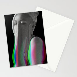The Glitch Experience / 2 Stationery Cards