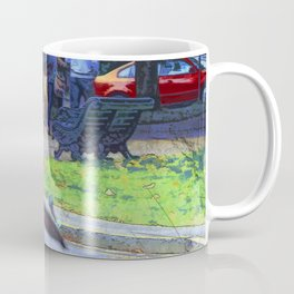 Kickflip  -  Skateboarder Coffee Mug