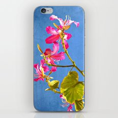 We'll always have the flowers iPhone Skin