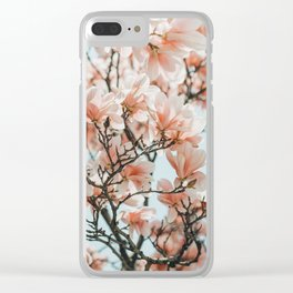 A Moment In Time Clear iPhone Case