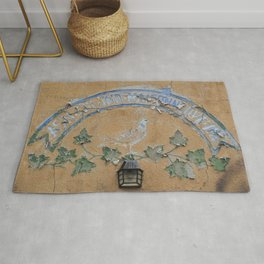 Bird Over the Door Rug