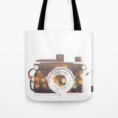 camera print Tote Bag