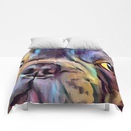 French Bulldog 4 Comforters