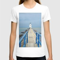 lighthouse T-shirts featuring Lighthouse by MelissaLaDouxPhoto