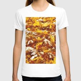 Crunch Underfoot T-shirt