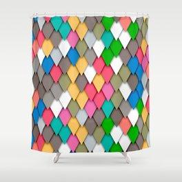 C13D Flipflaps Shower Curtain