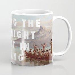 Lighting the Boyd Coffee Mug