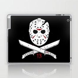 Jason mask Laptop & iPad Skin