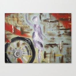 "Thumbnail of the painting  ""OH, ISADORA..."" #1 Canvas Print"