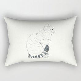 neko Rectangular Pillow