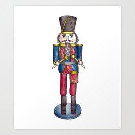 The Nutcracker Prince 3 Art Print