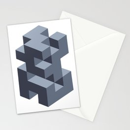 'Geometric Design' Stationery Cards